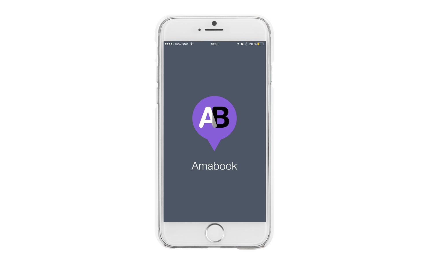 Proyecto Amabook App