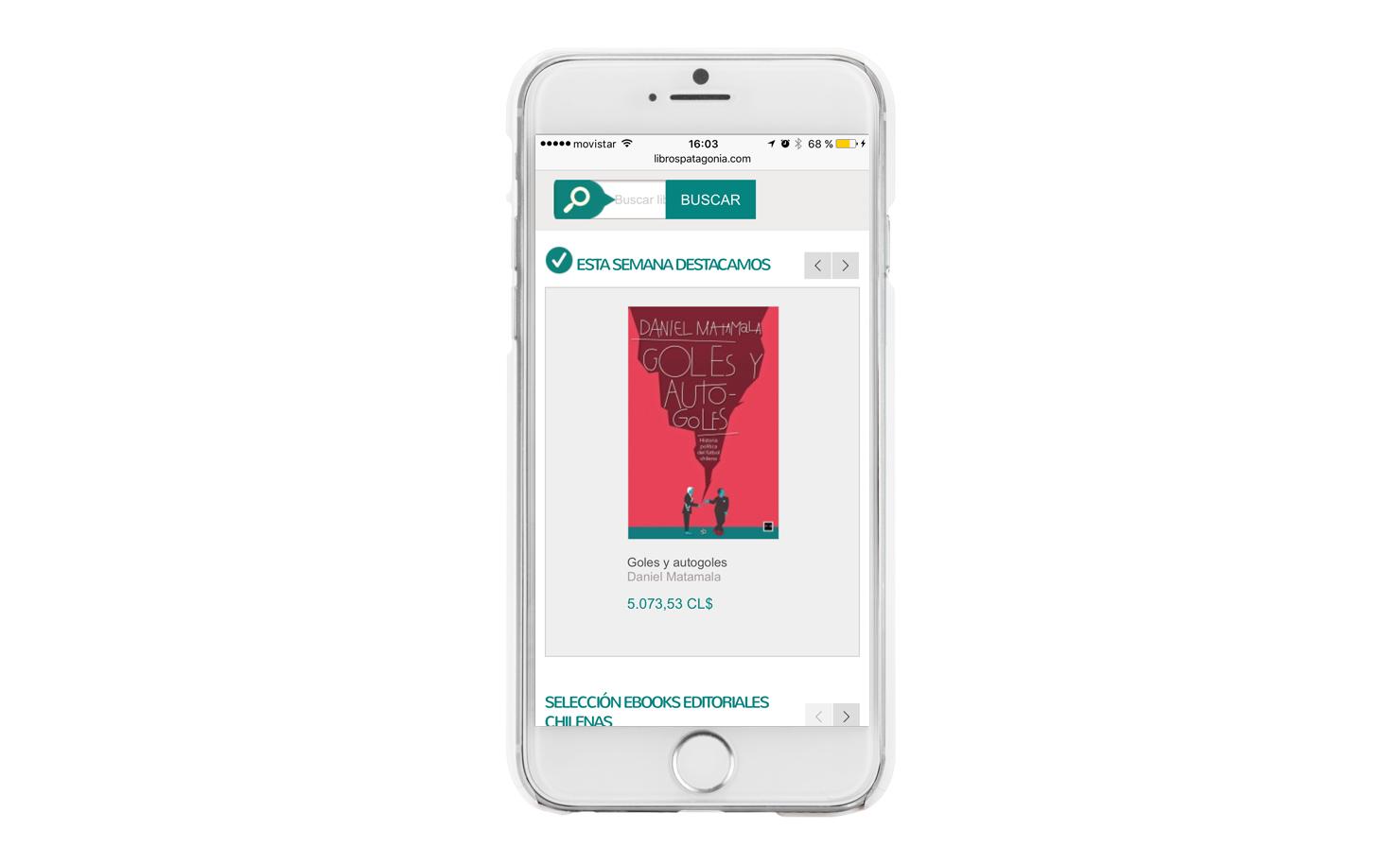 Proyecto Librospatagonia