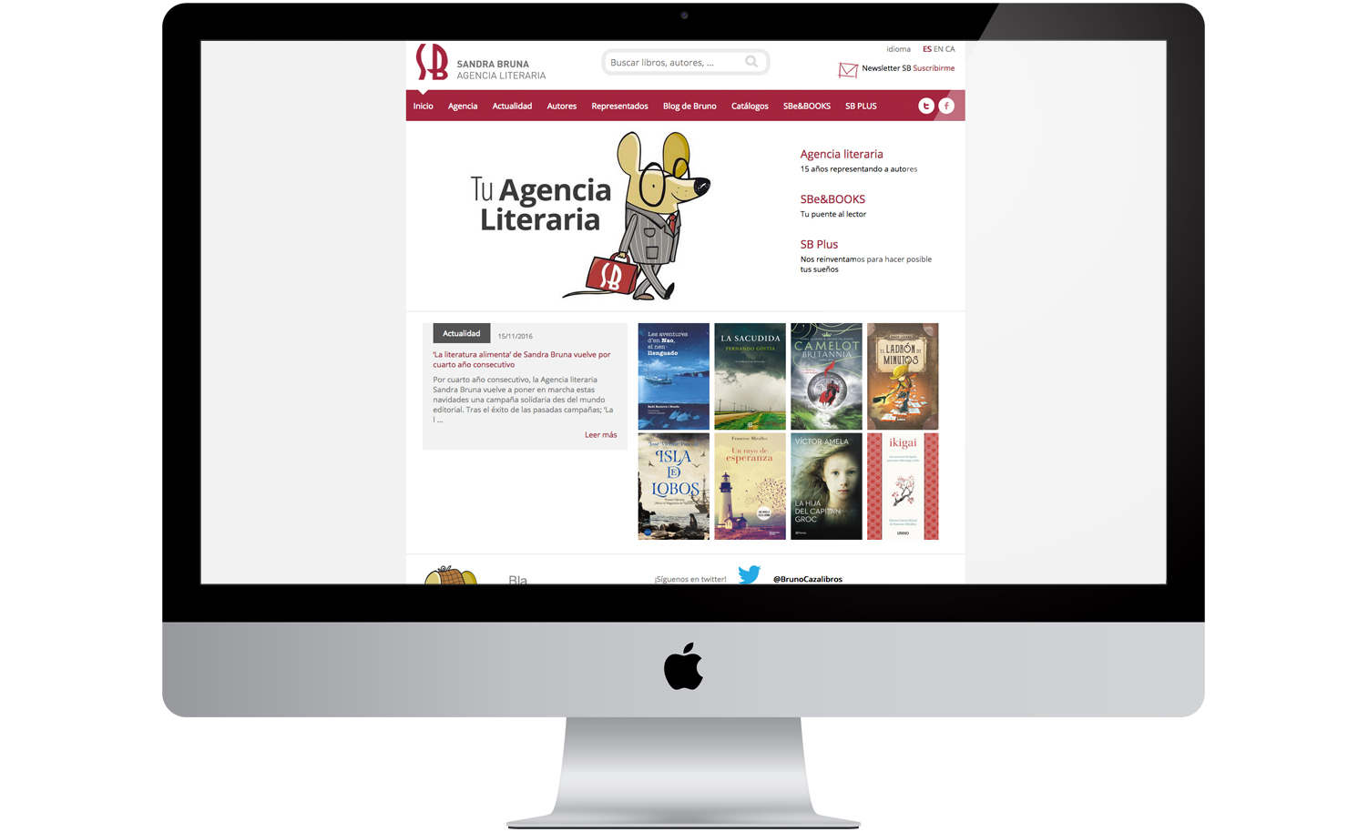 Proyecto Sandrabruna