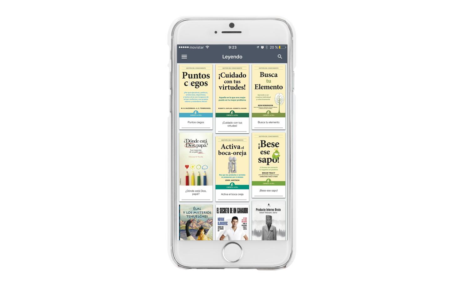 Proyecto App Suscribooks
